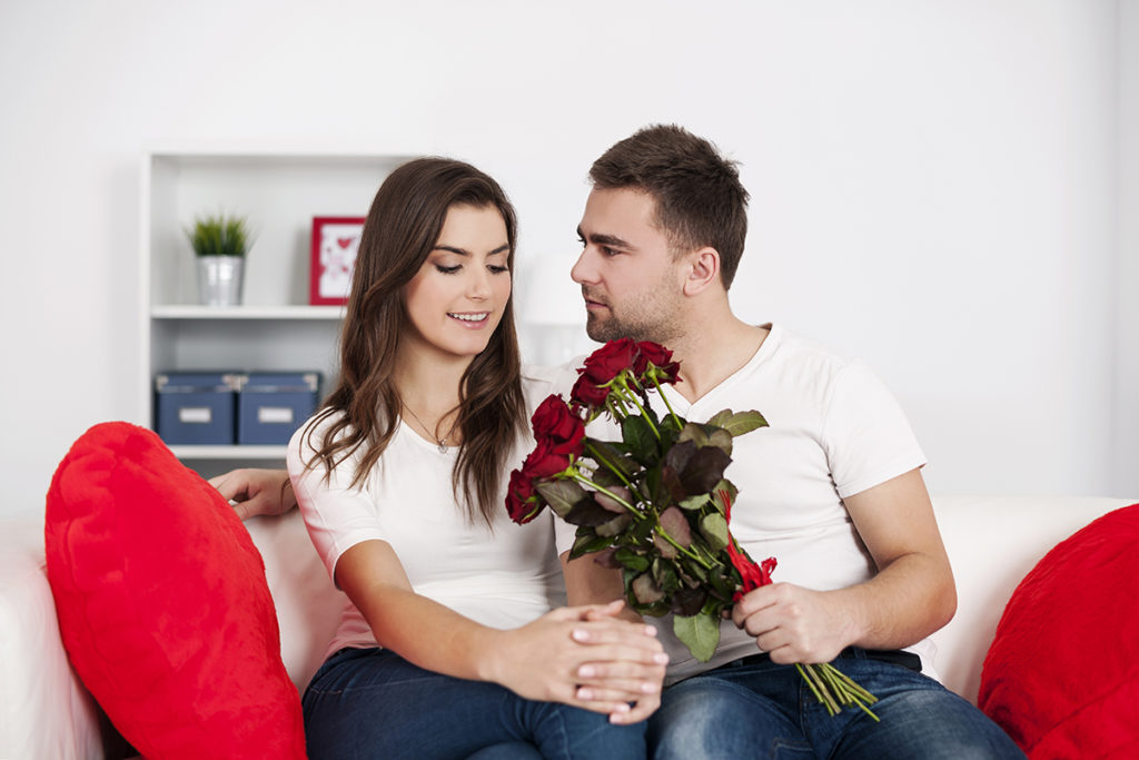 How to tell someone you like them without saying it